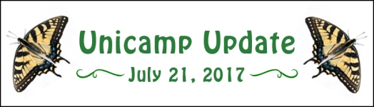 Unicamp Update July 21, 2017