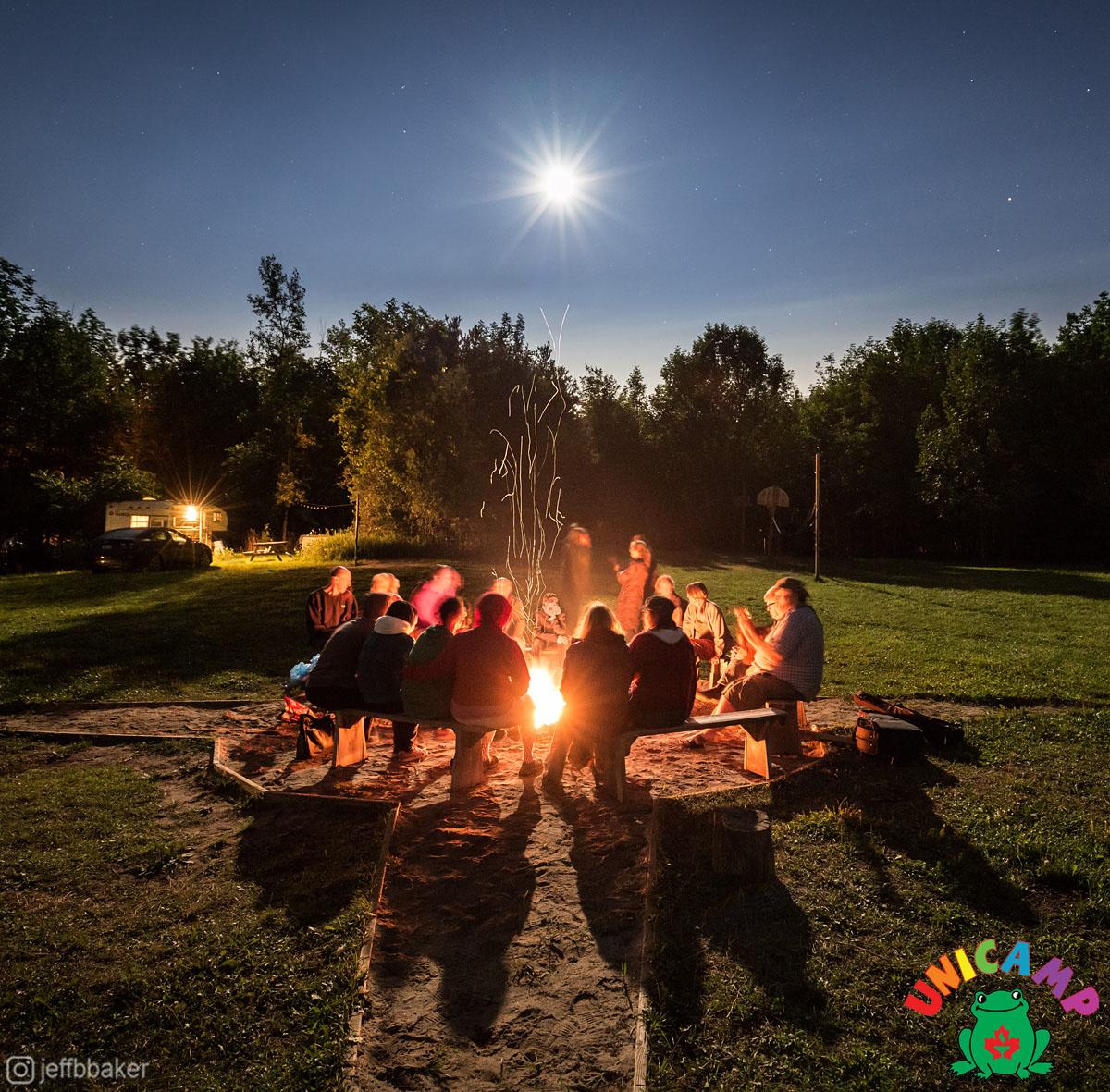 campfire 1200 c logo